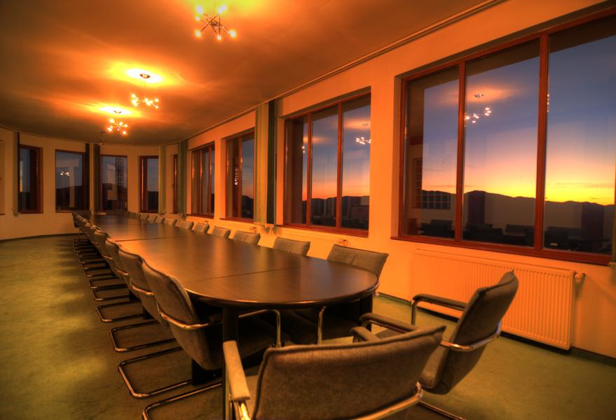 Hotel Rusu Conference Room