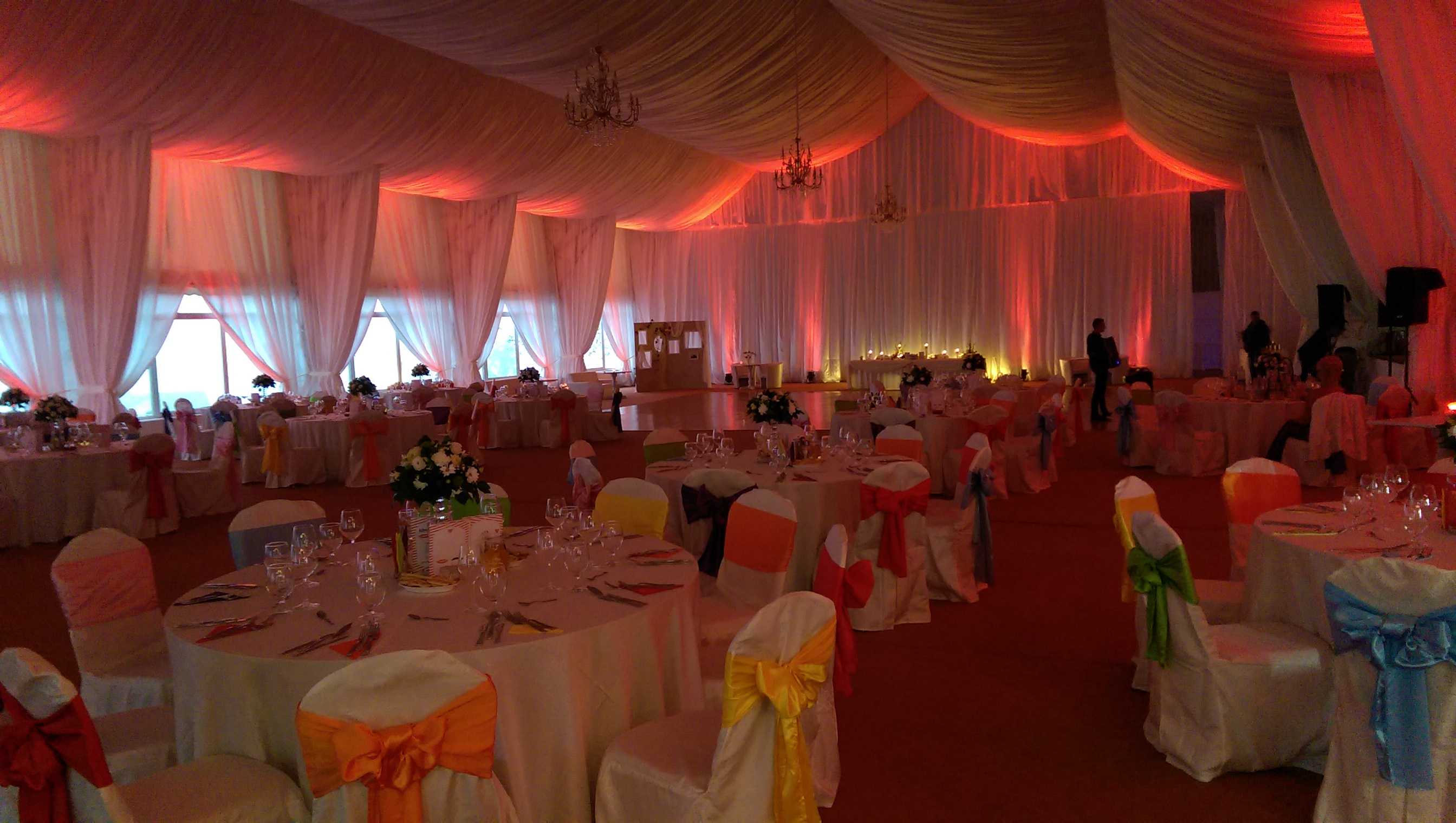 Grand Ballroom - Hotel Rusu Petrosani